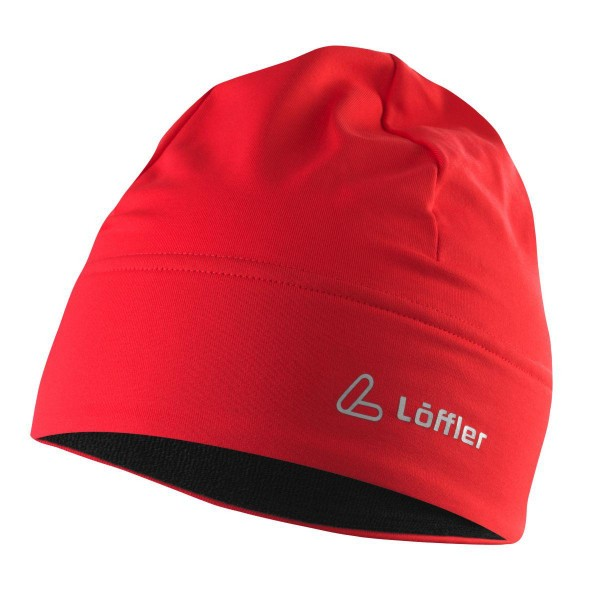 Löffler Mono TVL Hat Mütze rot
