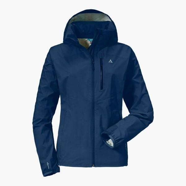 Schöffel Neufundland4 Damen Outdoorjacke blau