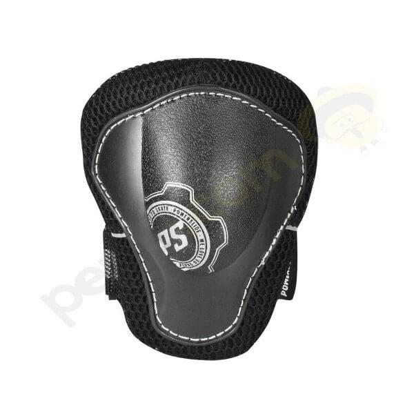 Powerslide Protektoren Pro Air Men Elbow Pad Inline Ellenbogenschützer mit Reflektoren