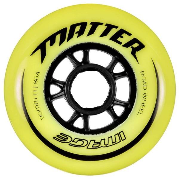 Matter Wheels Image 84mm F1 Inline Skates Rolle