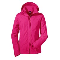 Schöffel Easy L 3 Damen Funktionsjacke pink