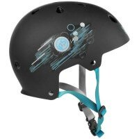 Powerslide Kinder Helm Allround Phuzion 1 Boy schwarz