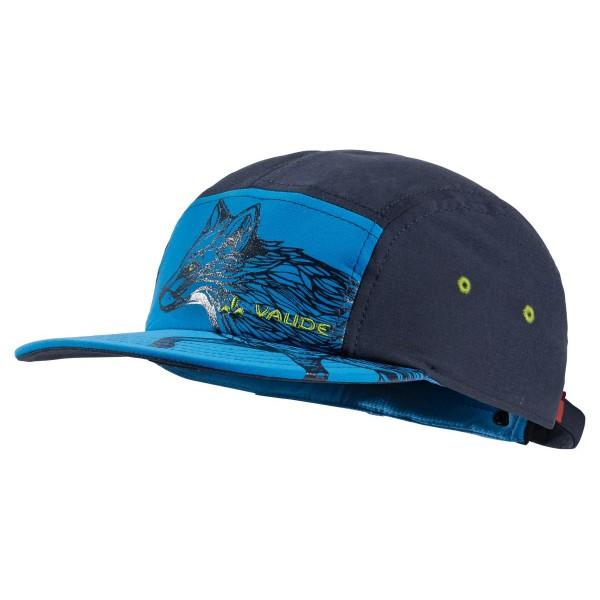 VAUDE Kids Sahara Cap III Schildmütze blau