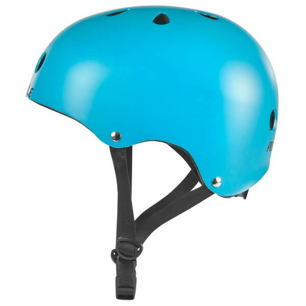 Powerslide Helmet Inline Skater Helm Allround blau