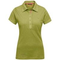 Maier Sports Clare Damen Polo Shirt grün