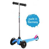 Micro Mini Scooter Kickboard Neon Blau