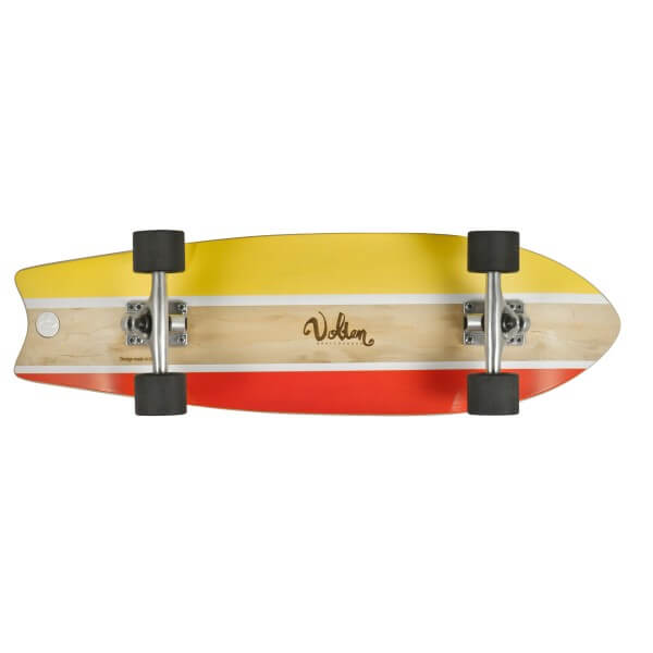 Volten Boards Longboard Fish Cruiser