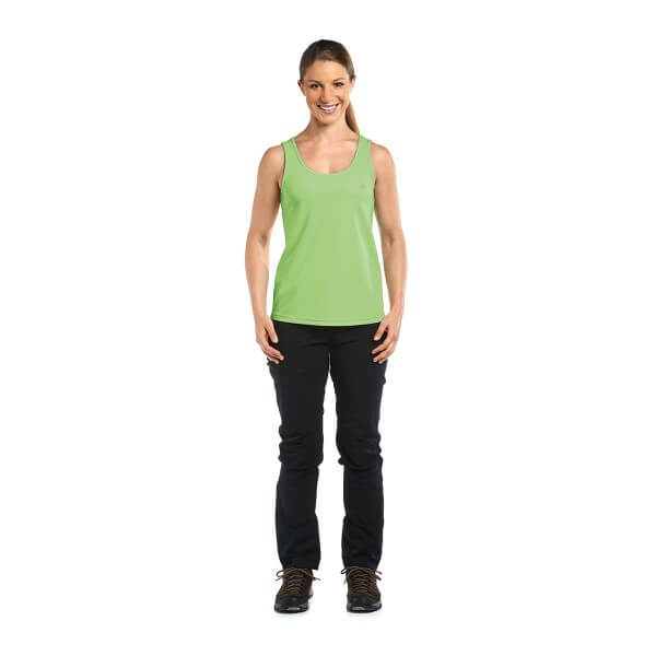 Maier Sports Petra Damen Top Shirt summer grün