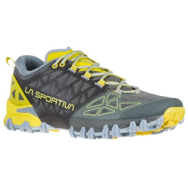 La Sportiva Bushido II Trail Running Damen Laufschuhe grau