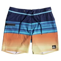 Quiksilver Highline Hold Down VEE 18 Boardshorts blau