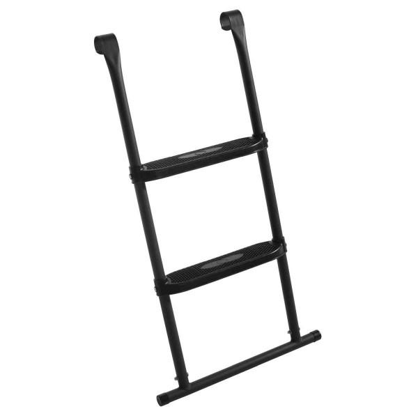 Salta Trampolin Leiter schwarz