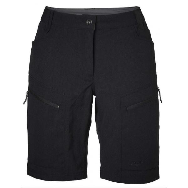 North Bend Trekk Shorts Damen Wanderhose kurz schwarz