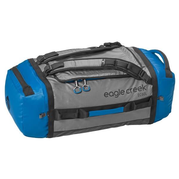 Eagle Creek Cargo Hauler Duffel 90 Liter Reisetasche blau grau