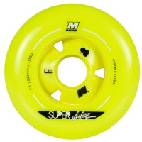 Matter Super Juice 90mm Inline Skates Racing Wheels Rollen F1 8 Stück