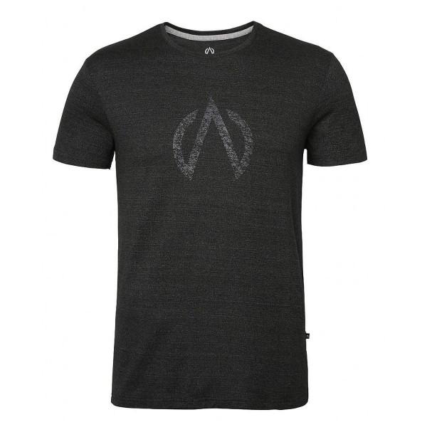 North Bend ExoWool Tee T-Shirt schwarz