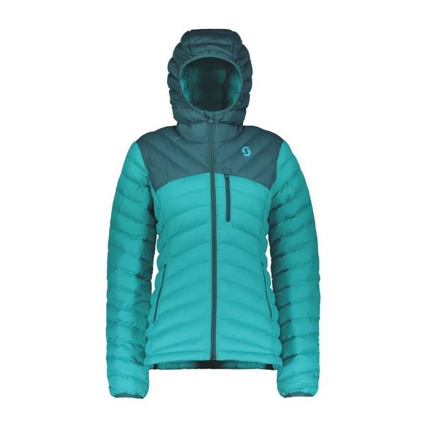 Scott Insuloft 3M Jacket Damen Funktionsjacke grün