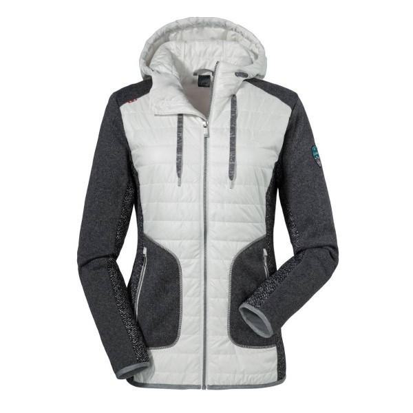 Schöffel Hybrid Jacket La Paz2 Damen Funktionsjacke weiß