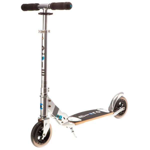 Micro Scooter Flex 145 silber