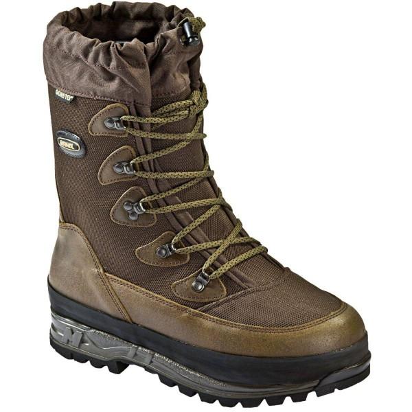 Meindl Nordkap PRO GTX Canadian Boots Winterstiefel braun