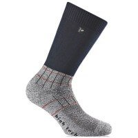 Rohner Fibre High Tech Wandersocken blau