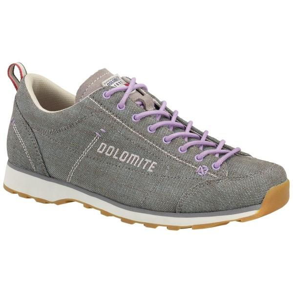 Dolomite Cinquantaquattro LH Canvas Damen Sneaker grau