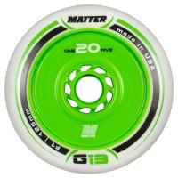 Matter Wheels G13 125mm Inline Skates Rollen 6 Stück