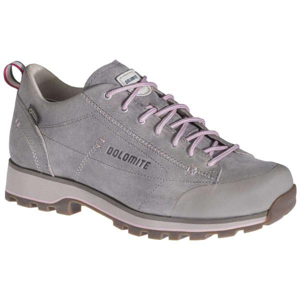 Dolomite Cinquantaquattro Low FG GTX Damen Sneaker hellgrau