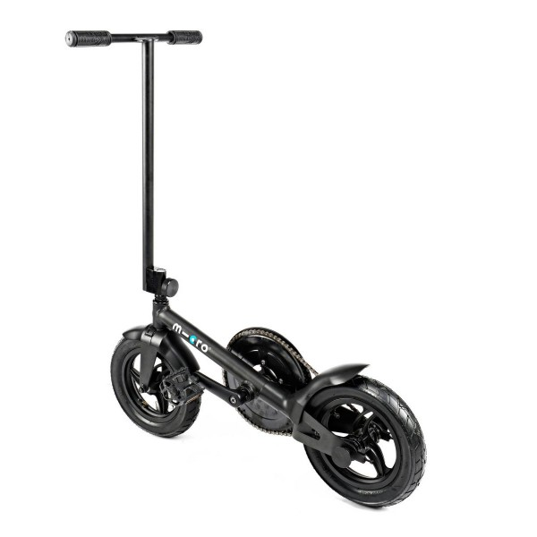 Micro Scooter Pedalflow schwarz