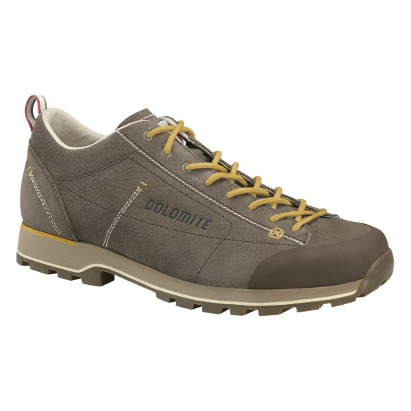 Dolomite Cinquantaquattro Low Leder Sneaker braun