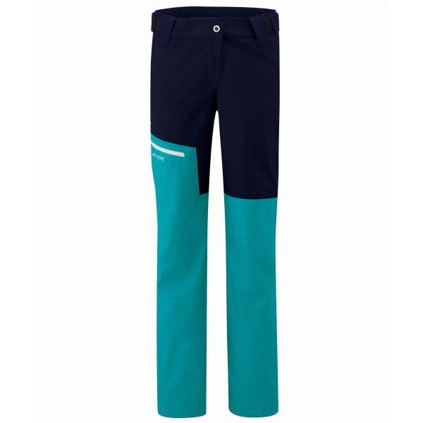 Maier Sports Diabas W Damen Tourenhose blau