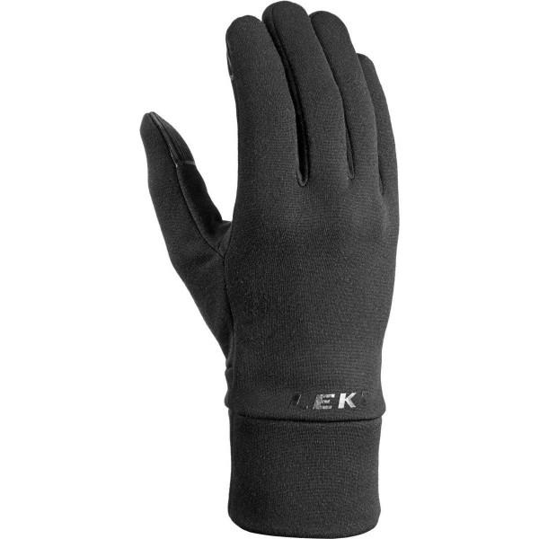 Leki Inner Glove MF Touch Handschuhe schwarz