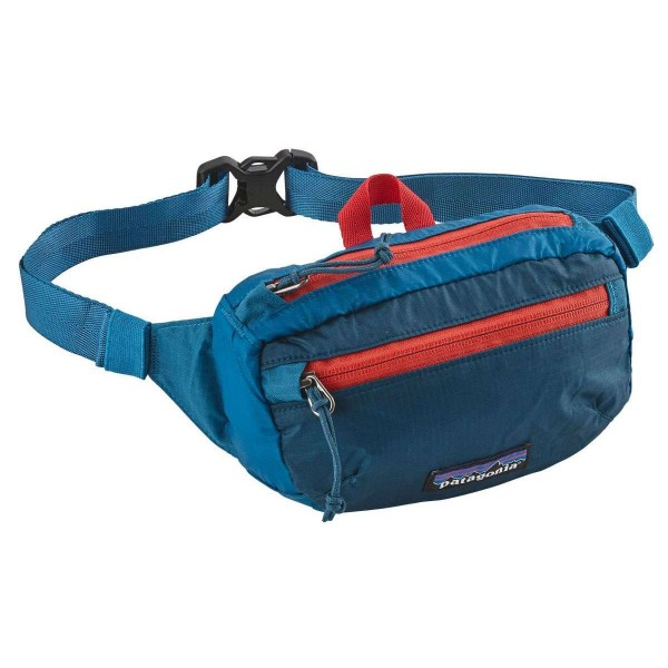 Patagonia Travel Mini Hip Pack Bauchtasche blau