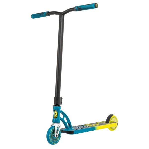MADD Gear Origin Pro Faded Scooter petrol gelb blau