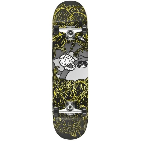 Volten Boards Shortboard Dreams Skateboard