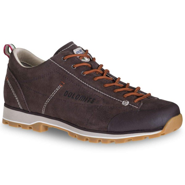 Dolomite Cinquantaquattro Low Sneaker braun