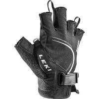 Leki Nordic Lite Short Nordic Walking Handschuhe schwarz