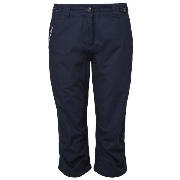North Bend Star 3/4 Capri Damen Shorts blau