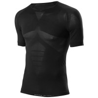Löffler Shirt Seamless Transtex Light Funktionsunterhemd schwarz