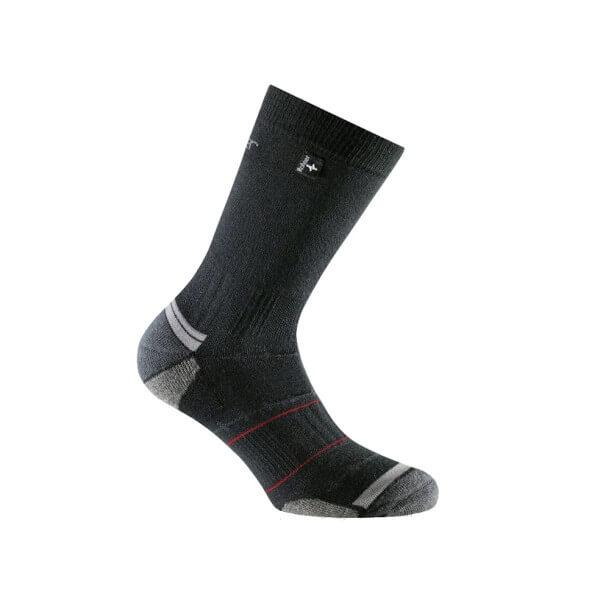 Rohner Allround Socken schwarz