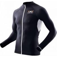 X-Bionic Biking Man The Trick OW Shirt Radtrikot langarm schwarz