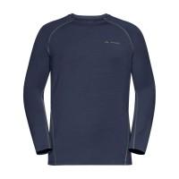 VAUDE Signpost LS Shirt II Funktionsshirt blau