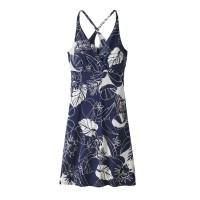Patagonia Amber Dawn Dress Damen Kleid blau