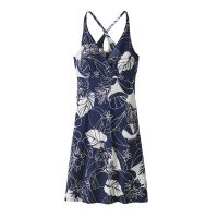 Patagonia Amber Dawn Dress Damen Kleid blau