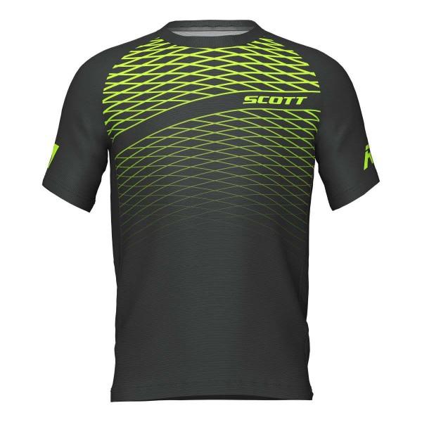 Scott RC Run Shirt Funktionsshirt schwarz
