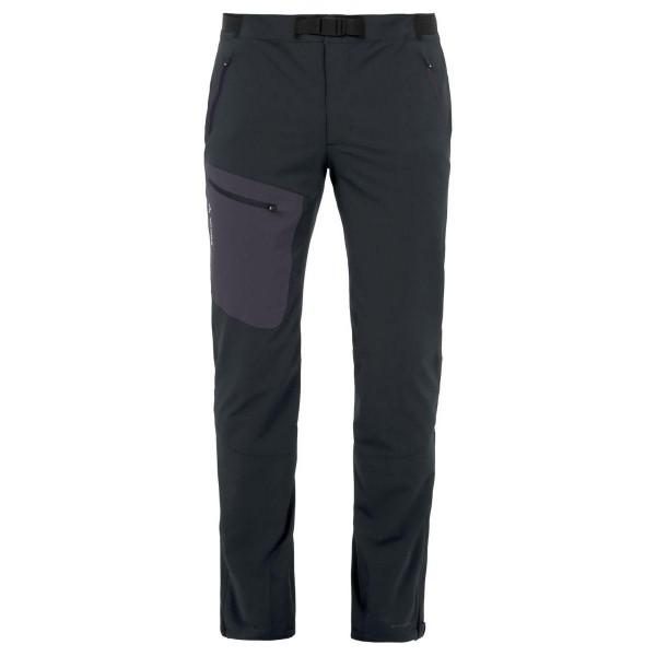 VAUDE Badile Pants II Wanderhose schwarz