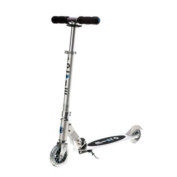 Micro Scooter Sprite alu silber