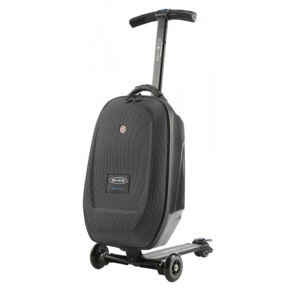 Micro Luggage II Kickboard Trolley Koffer