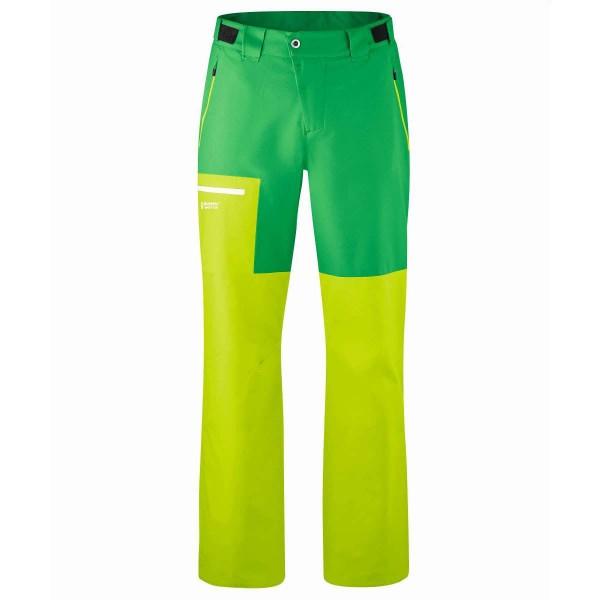 Maier Sports Diabas M Tourenhose grün