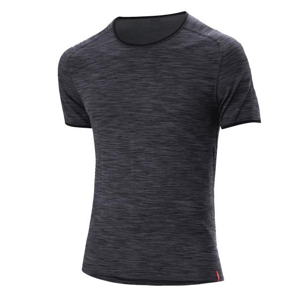 Löffler Shirt Transtex warm Funktionsunterwäsche grau