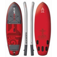 Starboard River Deluxe iSUP Board 2018